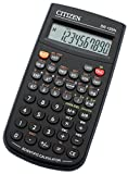 Kalkulator naukowy CITIZEN SR-135N 10-cyfrowy etui, czarny