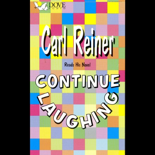 Continue Laughing audiobook cover art