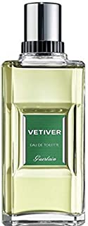 Guerlain Vetiver Eau De Toilette Spray for Men, 3.3 Ounce