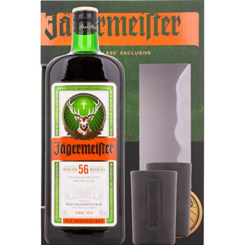 Jägermeister TRAVELLERS' EXCLUSIVE (1 x 1.75 l)