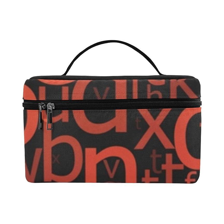 柔和スラッシュいいねGGSXD メイクボックス アルファベット コスメ収納 化粧品収納ケース 大容量 収納ボックス 化粧品入れ 化粧バッグ 旅行用 メイクブラシバッグ 化粧箱 持ち運び便利 プロ用
