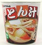 はなまる屋 とん汁 カップ 1食