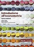 Introduzione all'econometria. Ediz. MyLab. Con Contenuto digitale per accesso on line