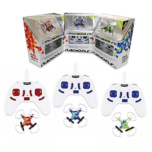 ODS- Drone, Colore Blu, Rosso, Verde, 40013