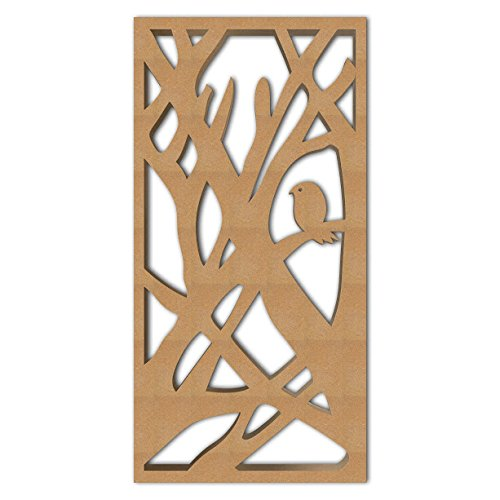 Lowest Prices! NISH! 'Deco Panel'   Use asRoom Partition, Screen, Divider, Wall Art, Hanging, Door (...