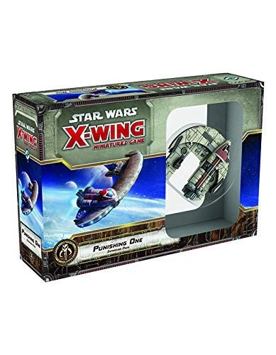 Star Wars: X-Wing Punishing One Miniature Expansion Pack
