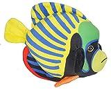 Wild Republic Stuffed Animal, Plush Toy, Gifts Kids, Emperor Angelfish Plush, 8 inches