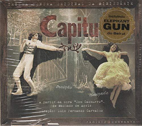 Capitu - Cd Trilha Minissérie - 2008
