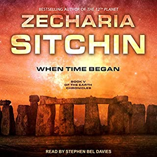 When Time Began cover art