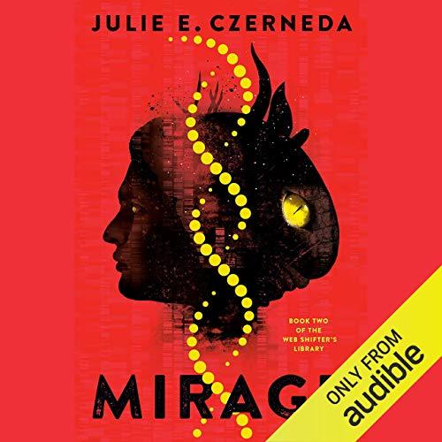 Mirage Audiobook By Julie E. Czerneda cover art