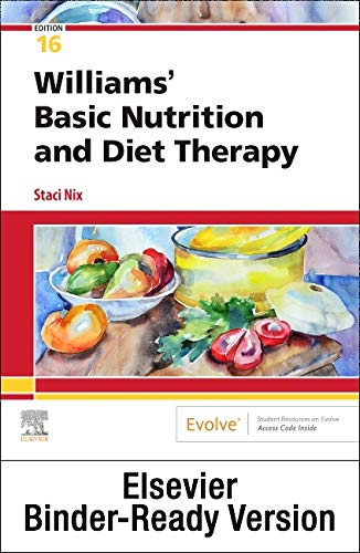 Williams' Basic Nutrition & Diet Therapy - Binder Ready