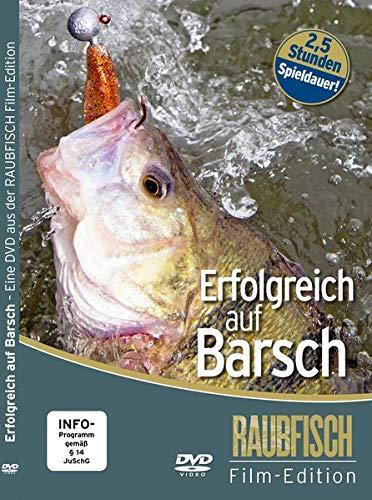 Erfolgreich auf Barsch, 1 DVD-Video