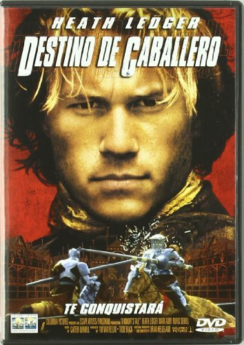 Destino De Caballero (Import Movie) (European Format - Zone 2) (2002) Rufus Sewell; Heath Ledger; Paul Bett