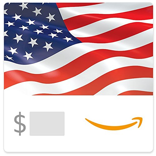 Amazon eGift Card - American Flag - http://coolthings.us
