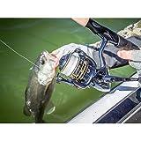 Pflueger PRESSP20X President Spinning Fishing Reel, 100/4