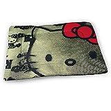 HSKYDNES Hello Kitty - Almohadilla para Mascotas, colchón de Gato y Perro, Almohadillas Lavables Suaves para Mascotas