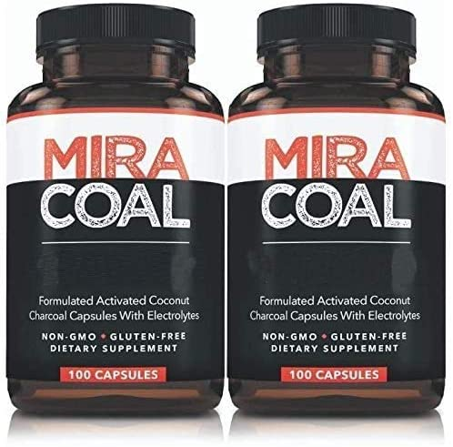 Miracoal Recovery and Relief with Activated free shipping Coconut Char Organic Max 43% OFF