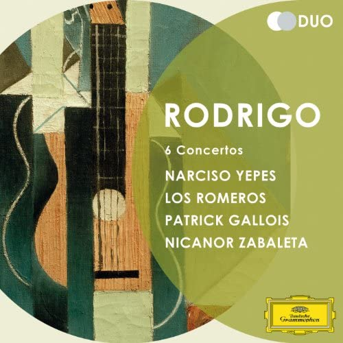 Narciso Yepes, Los Romeros, Patrick Gallois & Nicanor Zabaleta