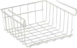 NOMET Tutte le taglie estraibile sotto l armadio dispensa cucina filo di montaggio laterale MASH cargo cestini con morbido self Close 3 level 200mm Chrome metallo