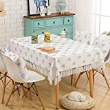 nobrand Waterproof Tablecloth, Restaurant Tablecloth, Rectangular Tablecloth, Cafe Tablecloth