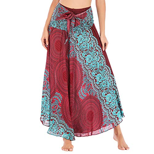 Rawdah_Faldas Mujer Largas Elegantes Faldas Mujer Cortas Verano Fiesta