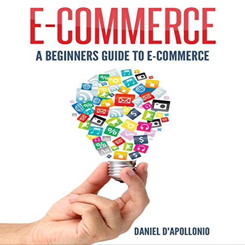 E-commerce audiobook cover art