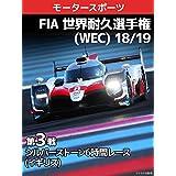 FIA 世界耐久選手権(WEC) 18/19 第3戦 シルバーストーン6時間レース(イギリス)