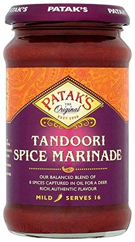Pataks - Tandoori Spice Marinade - 312g (Case of 6)