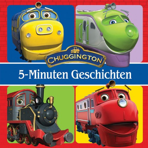 Chuggington: 5 Minuten Geschichten