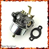 Carburetor For H30 H50 H60 TROY BILT Tiller Tecumseh 632076 632230 632272 631828 631067A