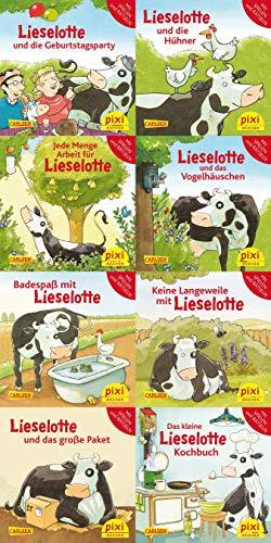 Pixi-8er-Set 251: Lieselotte (8x1 Exemplar) (251)