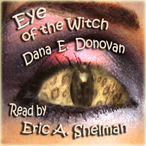 Eye of the Witch audiobook cover art