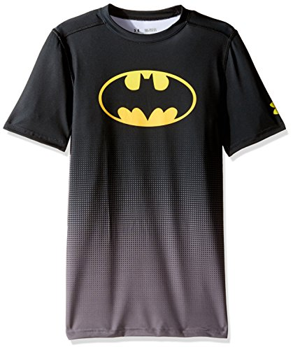 Under Armour HG F Batman Boys SS (1287377-001)