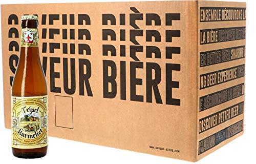 Big Pack Cervezas - 24 cervezas - Cervezas Artesanas - Degustacion (Big Pack Tripel Karmeliet - 24 Cervezas)