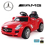 crooza *2X Motoren* Soft-Start Original Mercedes-Benz AMG SLS Lizenz...