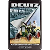 Nostalgic-Art 22113 Traditionsmarken - Deutz Klöckner,
