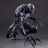 YXCC Estatua de Venom extraíble Figura de acción del Venom...