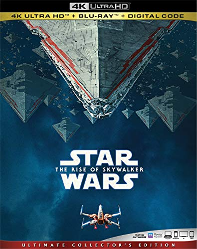 Star Wars: Episode IX: The Rise of Skywalker [USA] [Blu-ray]