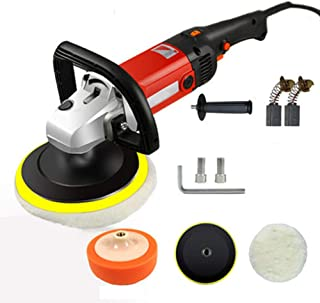 Car Polishing Machine 1600W Car Waxing Machine Car Paint Care Tool Sanding Machine Electric Floor Polishing Machine