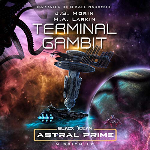 Terminal Gambit: Mission 12 cover art