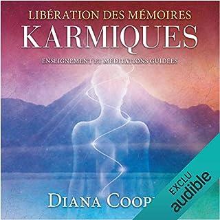 Couverture de Libération des mémoires karmiques : Enseignement et méditations guidées