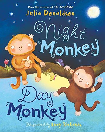 Night Monkey, Day Monkey: 1