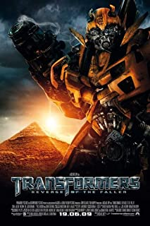 Movie Posters Transformers 2: Revenge of The Fallen - 11 x 17