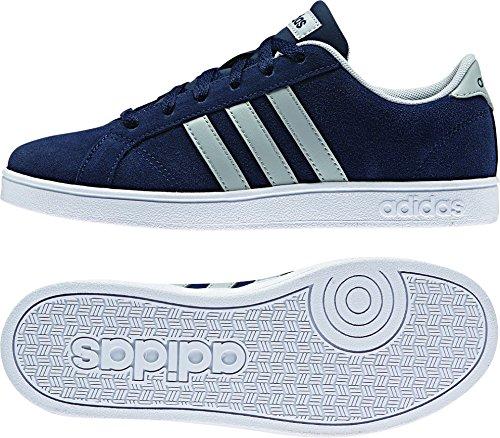 adidas Baseline K, Zapatillas de Deporte para Niños, Azul (Maruni/Onicla/Ftwbla), 28 EU