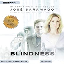 blindness jose saramago audiobook