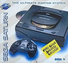 Sega Saturn System - Video Game Console