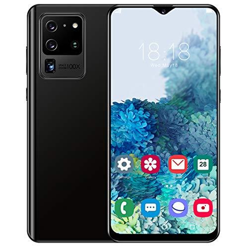 Unlocked Smartphone, Dual SIM Card Slot, 4 Core Cell Phone,6.7