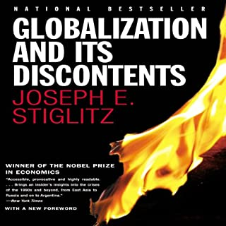 Globalization and Its Discontents cover art