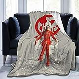 hun-ger ga-mes Spottjay Teil 3 Katniss Haymitch Junge Erwachsene Fiction Geschenke für Fans Frauen Be ever in your favour Decken Plüsch FuzzySoft Shagge Muttertagsgeschenk CouchSofa 203,2 x 152,4 cm