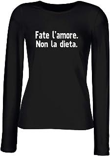 Amazon ShirtTop itDieta E DonnaAbbigliamento Bluse T XuPZik
